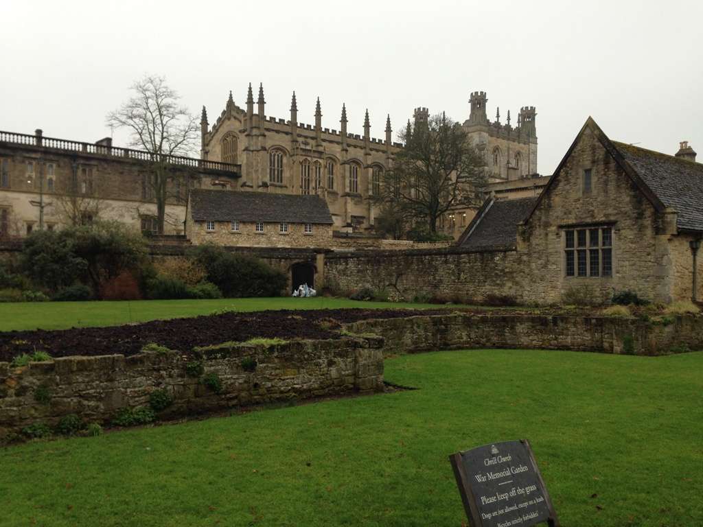 Bygning i Oxford