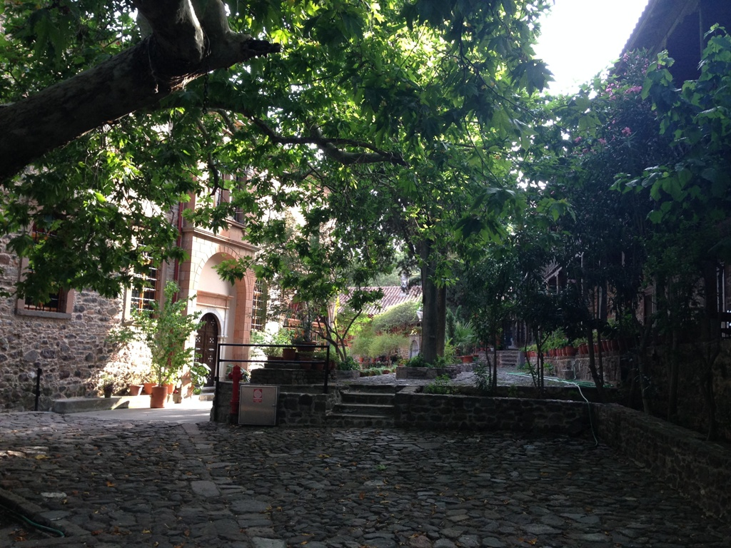 kloster lesbos